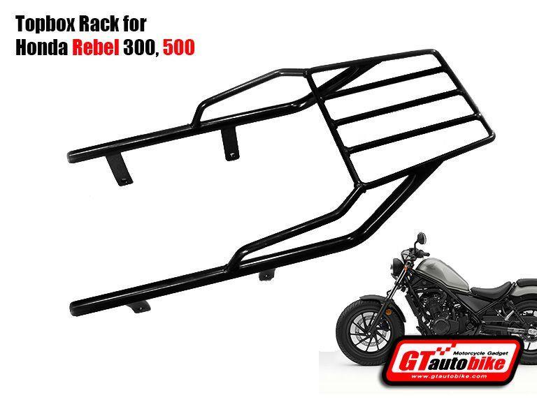 Topbox Rack for Honda Rebel 300/500