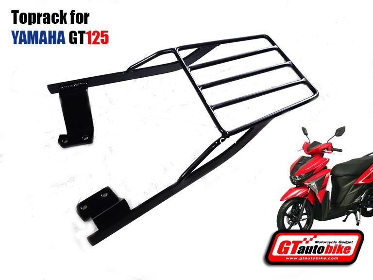 Rack for Yamaha GT125