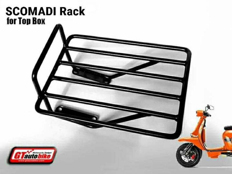 Scomodi Rack for Topbox