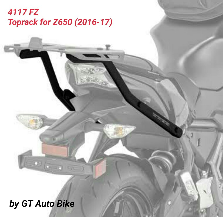 Topbox Rack for Kawa Z650 ( 4117FZ )