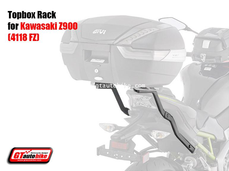 Topbox Rack for Kawasaki  Z900 (4118FZ)