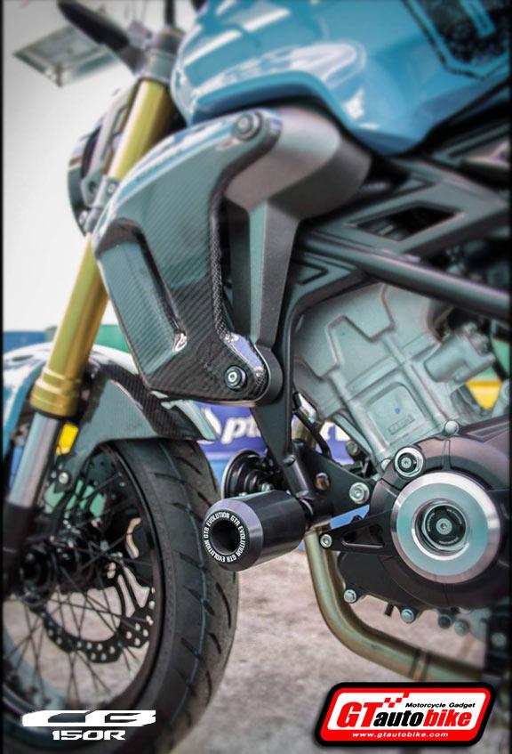 กันล้ม GTR for Honda CB150R 4