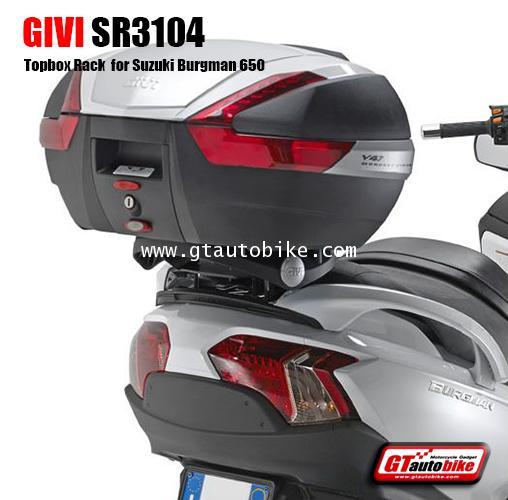 GIVI SR3104 Top Box Rack