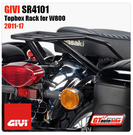 GIVI SR4101 Top Box Rack for Kawasaki W 800