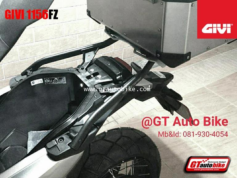 GIVI 1156FZ topbox rack / Honda X ADV