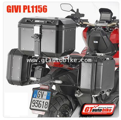 GIVI PL1156 Pannier Rack for Honda X-ADV 750