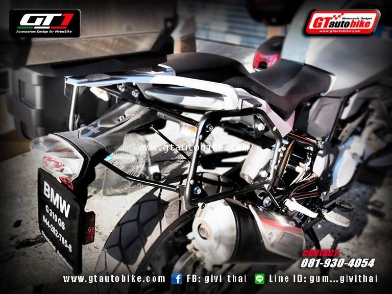 GT1 Side Rack Set for BMW G310GS