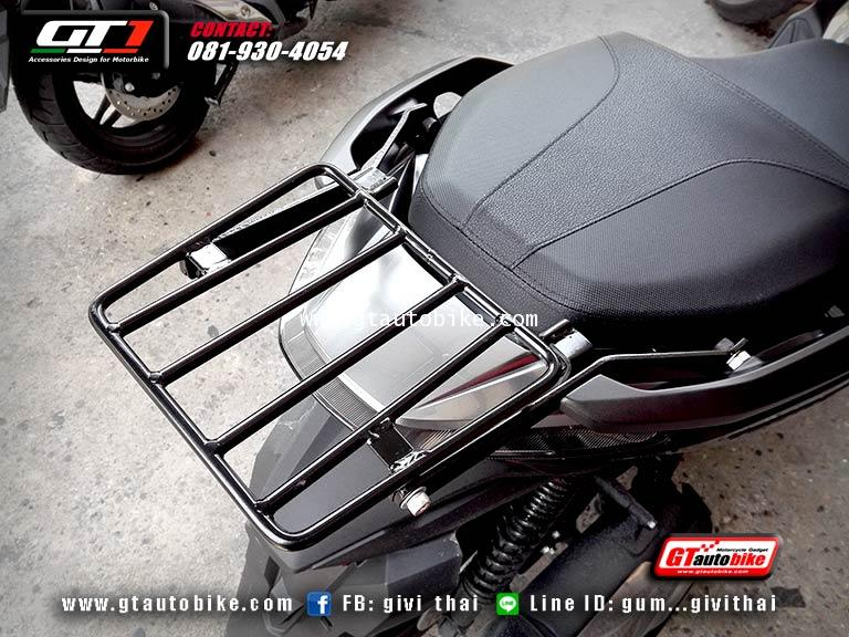 Topbox Rack for Honda FORZA  2018 by GT1 Type: A