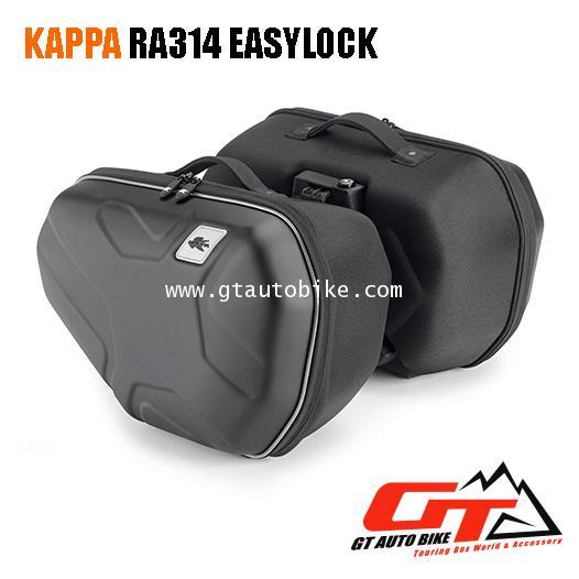 Kappa RA314 EASYLOCK