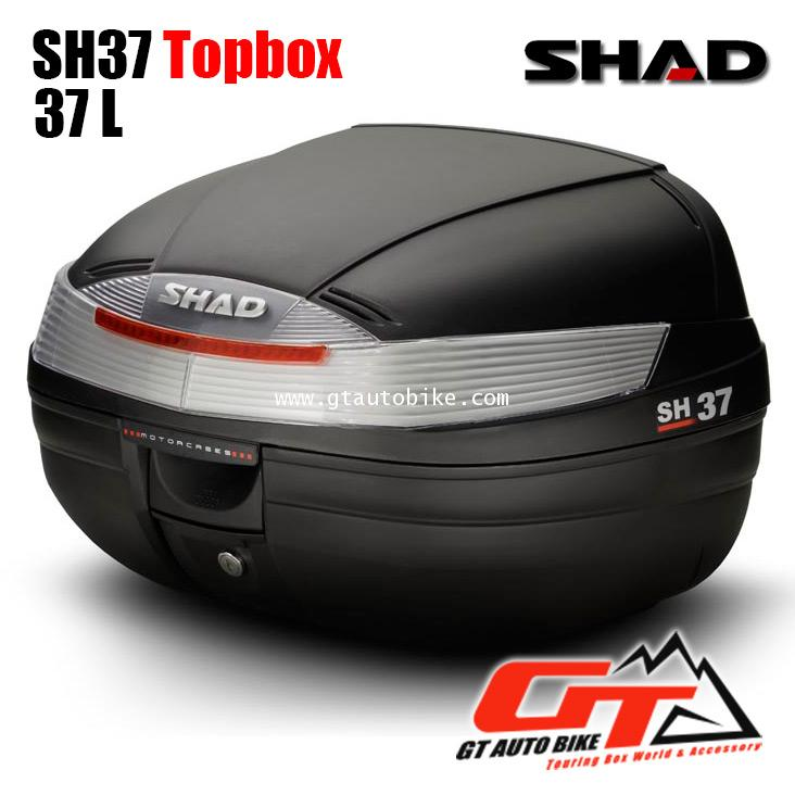 SHAD SH37 Topbox / กล่องหลัง ขนาด 37 ลิตร