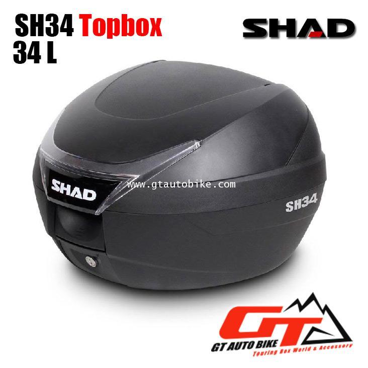 SHAD SH34 Topbox / กล่องหลัง ขนาด 34 ลิตร