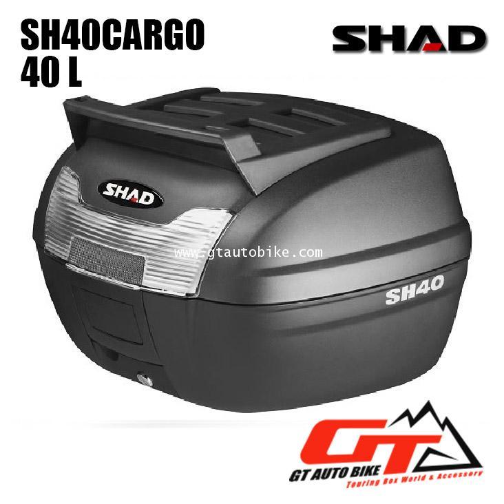 SHAD SH40CARGO Topbox / กล่องหลัง ขนาด 40 ลิตร