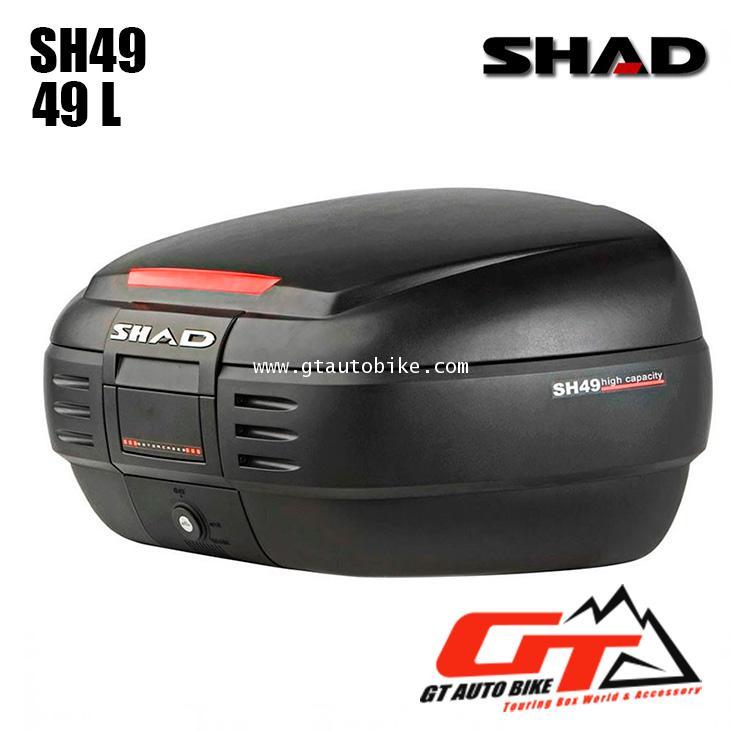 SHAD SH49 Topbox / กล่องหลัง ขนาด 49 ลิตร