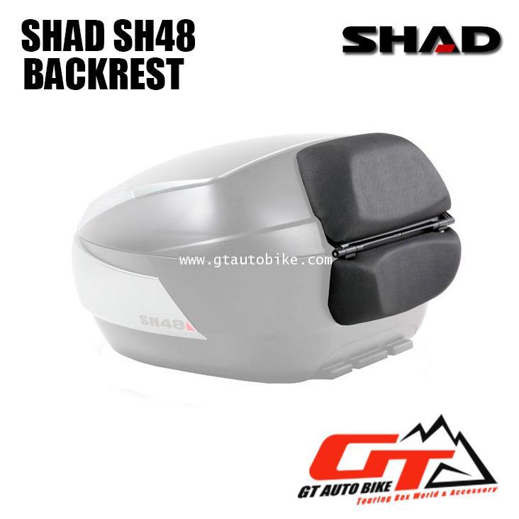 SHAD SH48 Backrest เบาะพิง