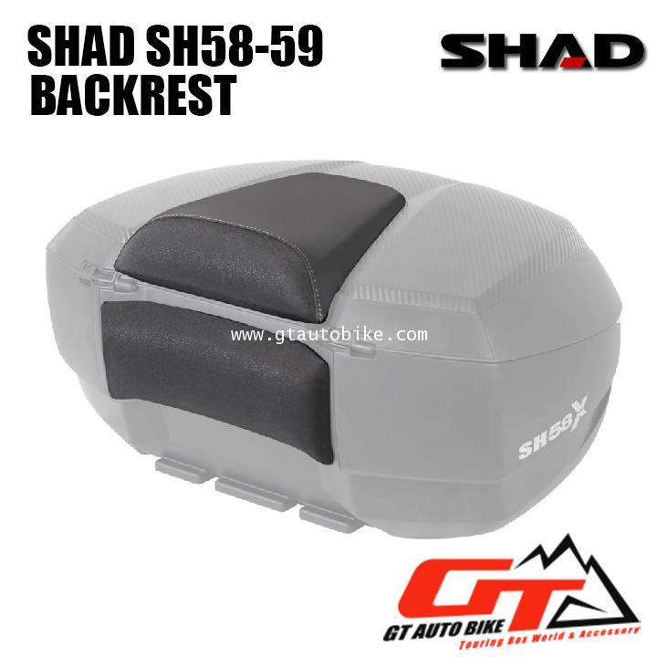 SHAD SH58-59 BACKREST เบาะ
