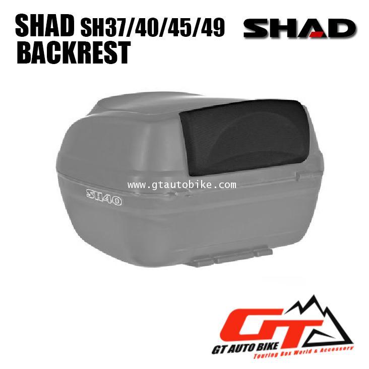 SHAD SH37/40/45/49 Backrest เบาะ
