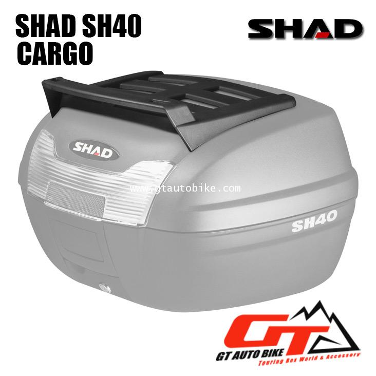 SHAD CARGO SH40 ตะแกรงพลาสติกพร้อมสายรัด