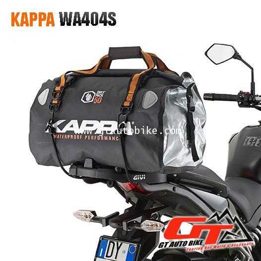 Kappa WA404S กระเป๋ากันน้ำติดท้าย