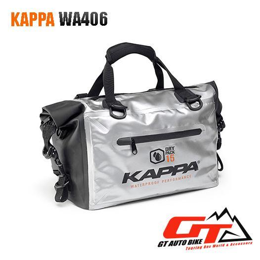 Kappa WA406 กระเป๋ากันน้ำติดบนกล่องและติดท้าย