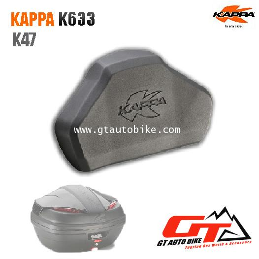 Kappa K633 Backrest K47 เบาะพิงหลัง