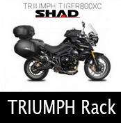 Rack SHAD for Triumph All รวมรุ่น