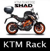 Rack SHAD for KTM All รวมรุ่น