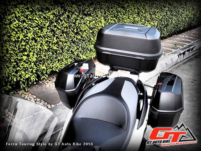 GIVI or Kappa Side Boxs for Forza 2018