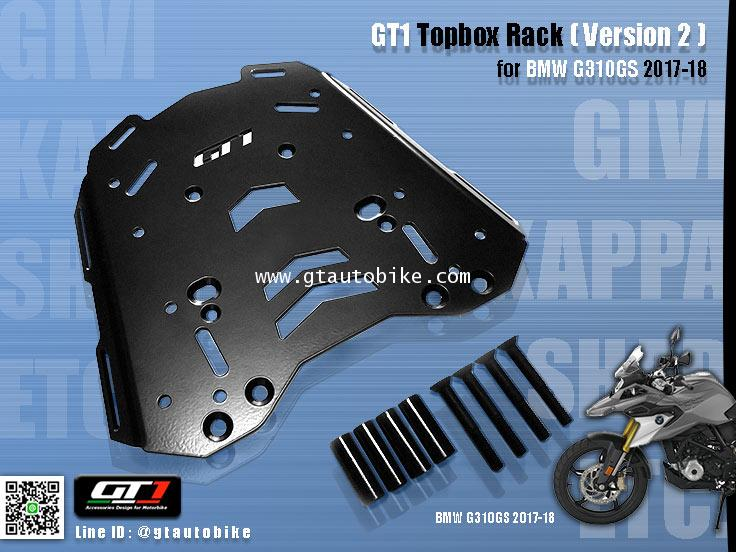 Topbox Rack for New BMW G310GS 2017-18
