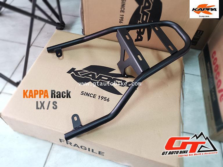 KAPPA Rack for Vespa LX, S (Import)