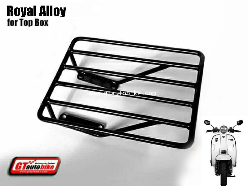 Royal Alloy Rack for Topbox