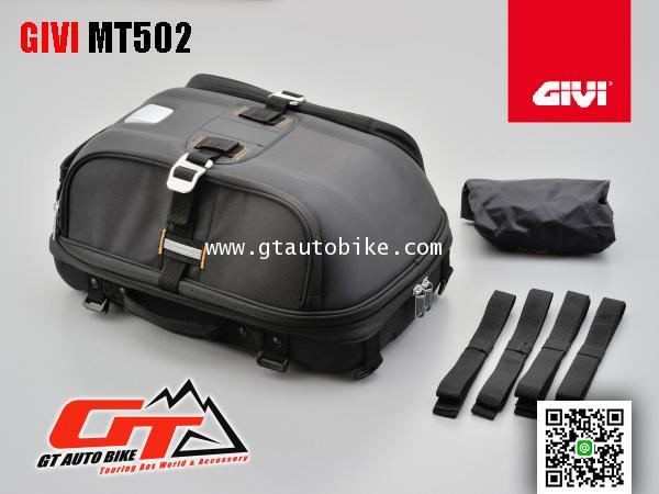 Givi MT502, saddle bag 2