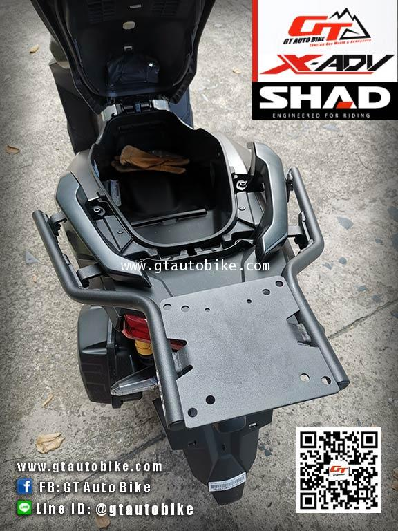 SHAD Topbox Rack for ADV150