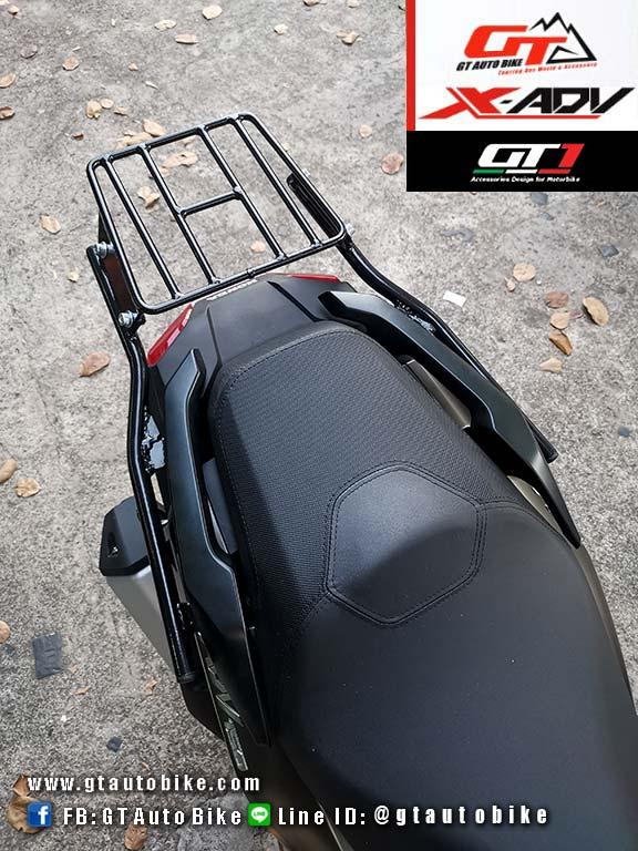 Topbox Rack for Honda ADV 150 by GT1 Edition