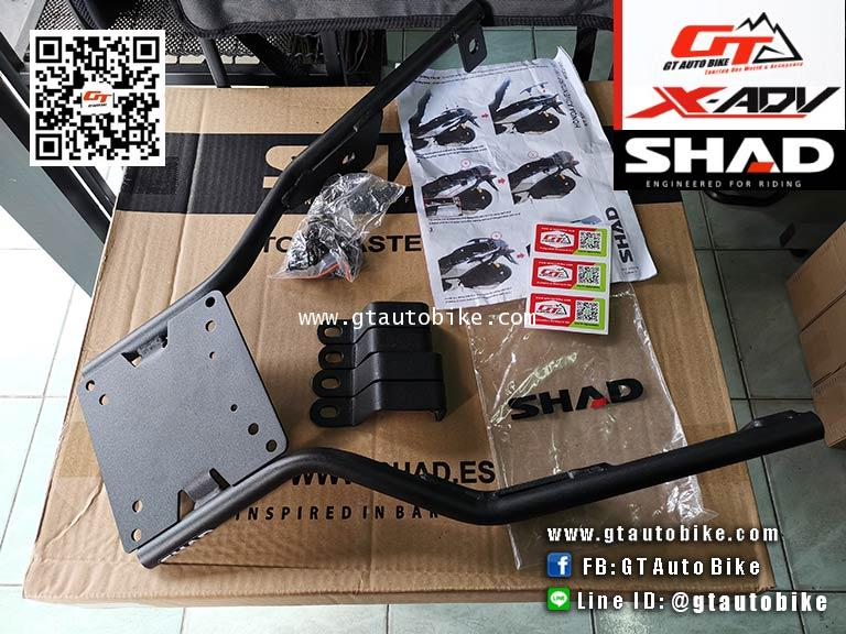 Topbox Rack for Honda ADV 150 by SHAD