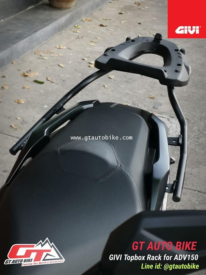 Topbox Rack for Honda ADV 150 by GIVI