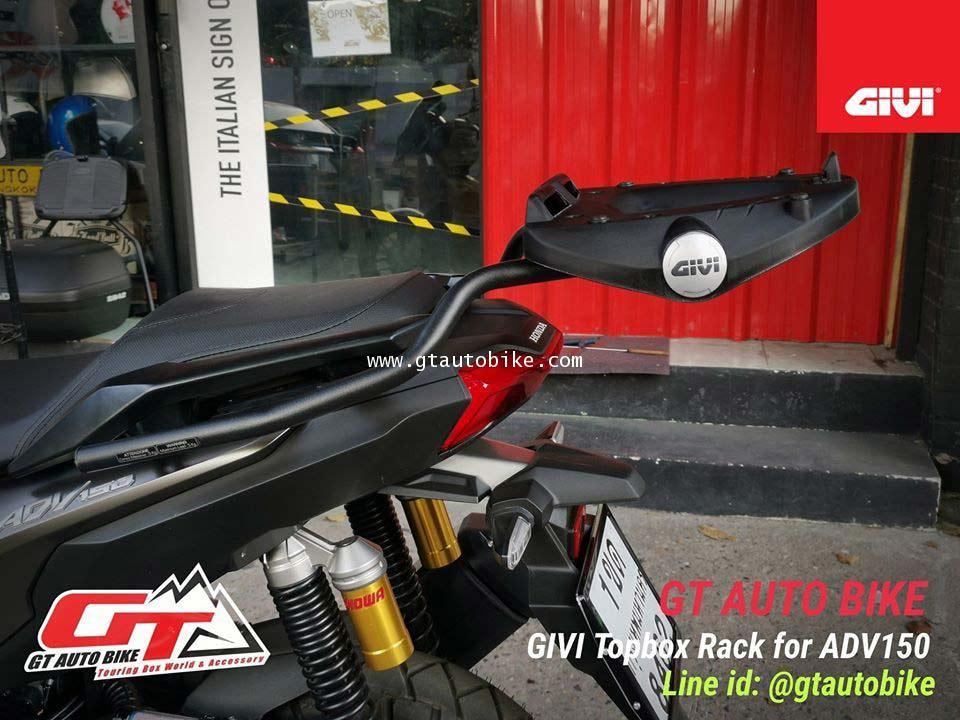 Topbox Rack for Honda ADV 150 by GIVI 1