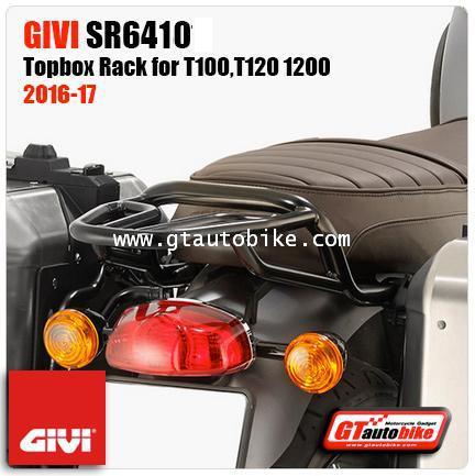 GIVI SR6410 Top Box Rack for Triumph Bonneville T120