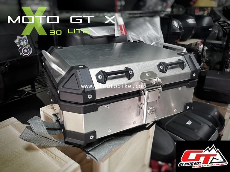 MOTO GT X 30L ปี๊ป และกล่องท้ายรถมอไซค์  ขนาด 30 ลิตร