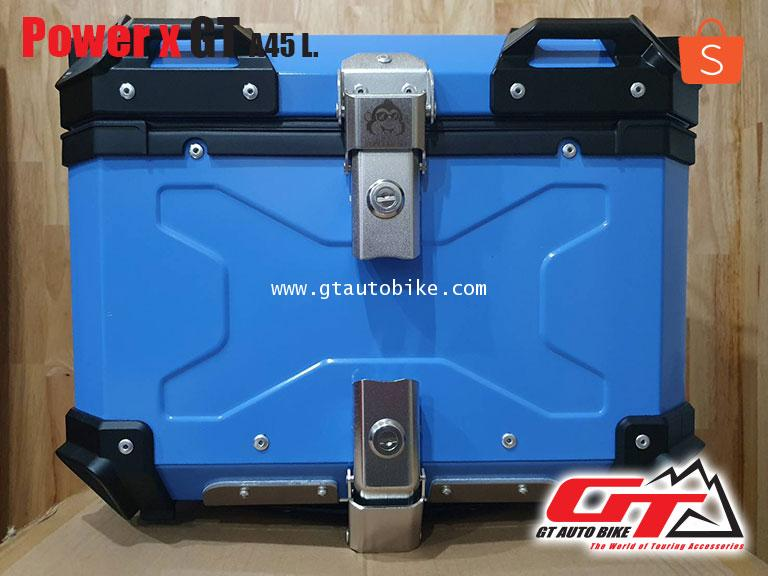 MOTO GT X 45L สีฟ้า ปี๊ปสุดคุ้ม ราคาประหยัด