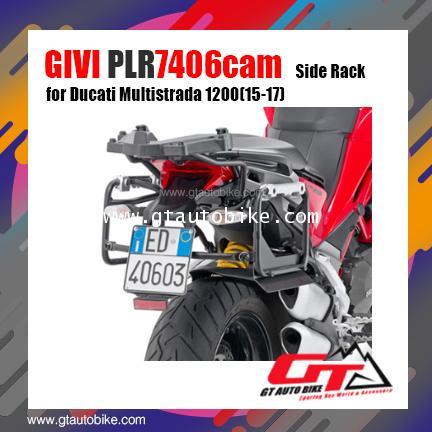 GIVI PLR7406CAM Rack for Ducati Multistrada 1200 15-18