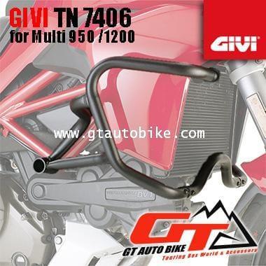 GIVI TN7406 Engine Guard for Ducati Multistrada 1200 (15-16)