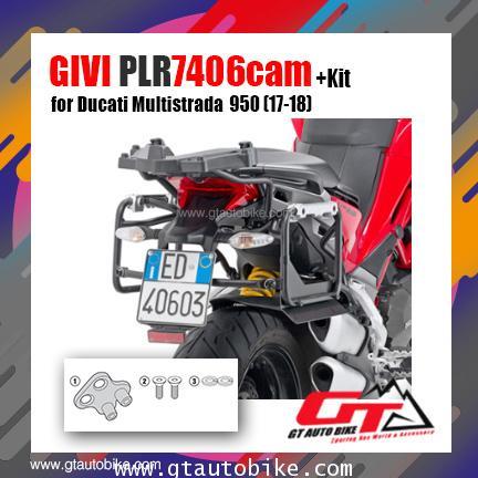 GIVI PLR7406CAM Rack for Ducati Multistrada 950+ Kit