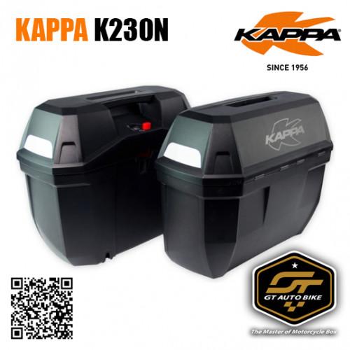 Kappa K230NN กล่องข้างรถมอไซค์