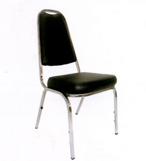 เก้าอี้จัดเลี้ยง เบาะหนัง ผ้าหนา