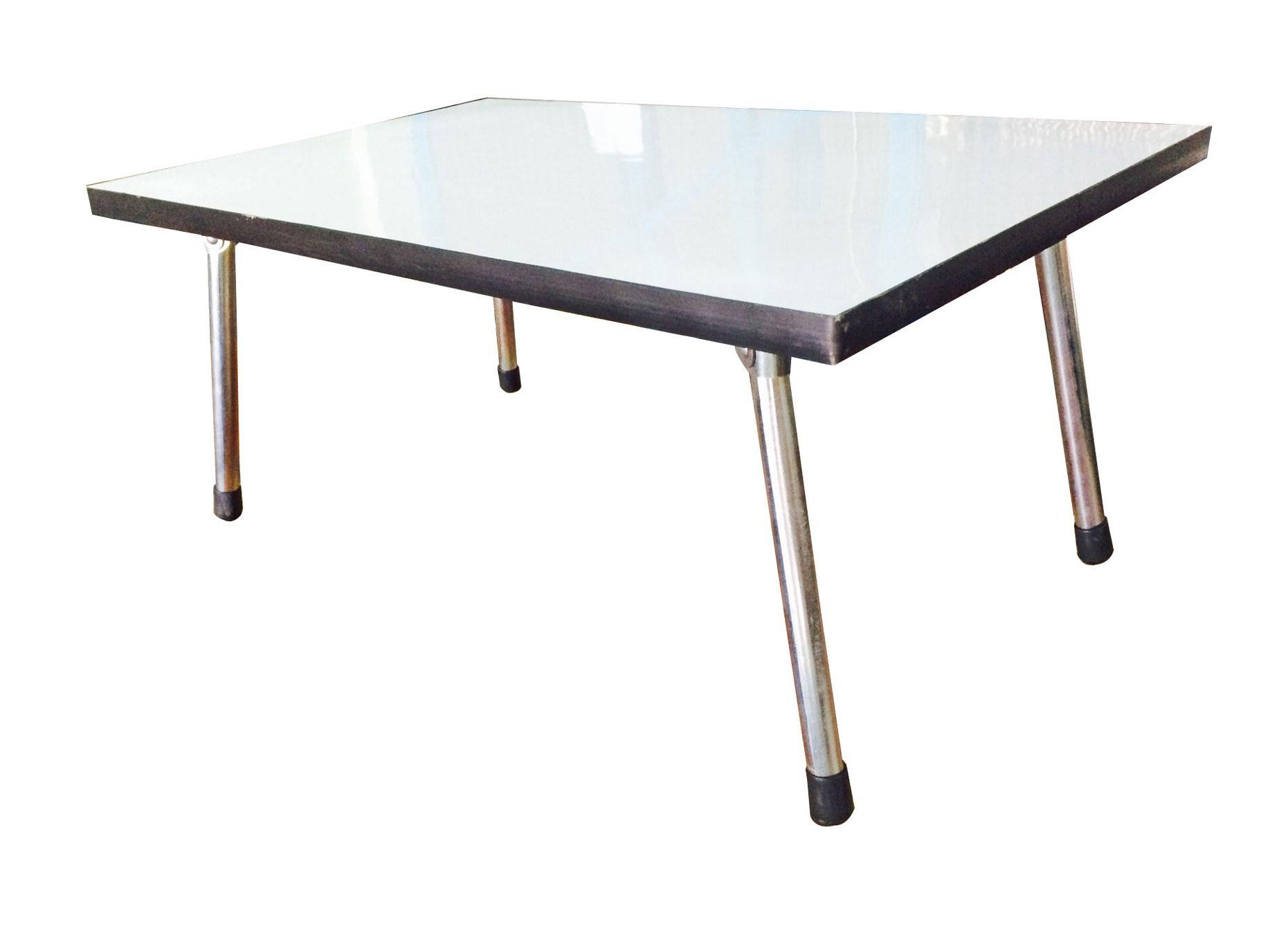 โต๊ะญี่ปุ่น สี่เหลียมผืนผ้า 76 ซม. หน้าโฟเมกา