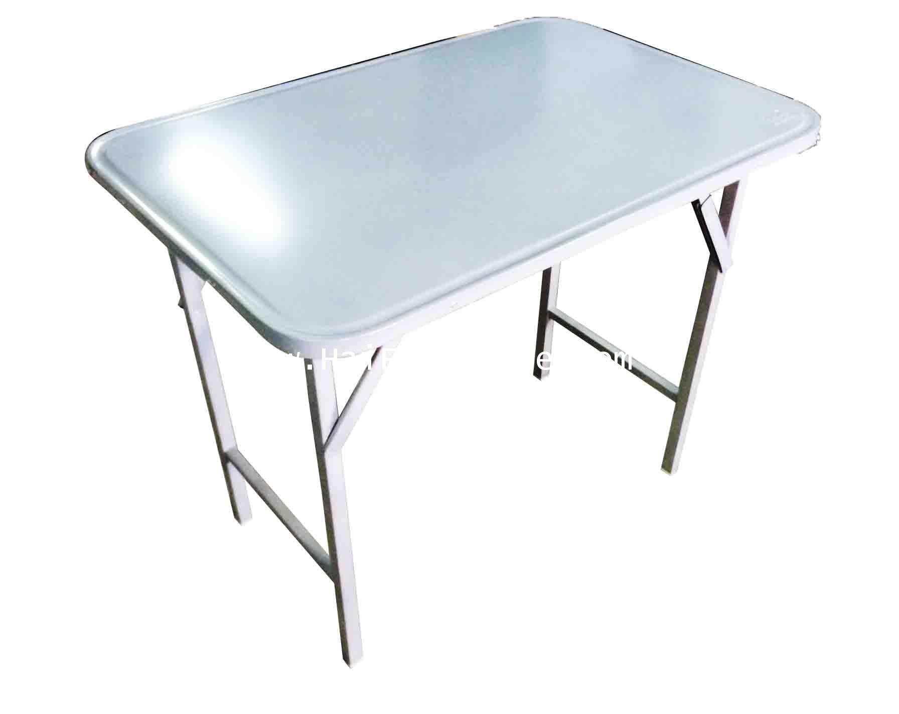 โต๊ะพับเหล็กขาสวิง 3 ฟุต