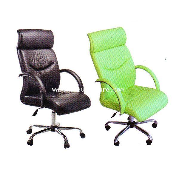 เก้าอี้ผู้จัดการ EL-008 พิงสูง Elegant