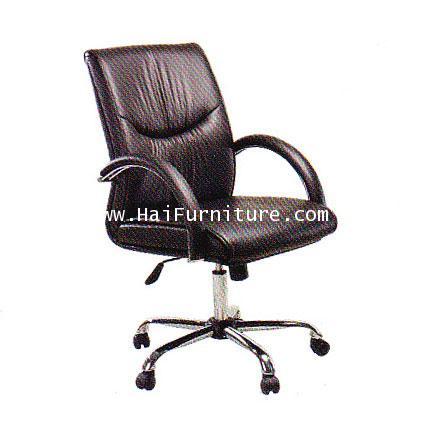 เก้าอี้สำนักงาน EL-008 พิงกลาง Elegant