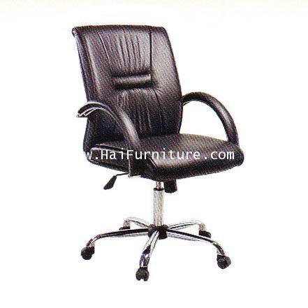 เก้าอี้สำนักงาน EL-007 พิงกลาง Elegant