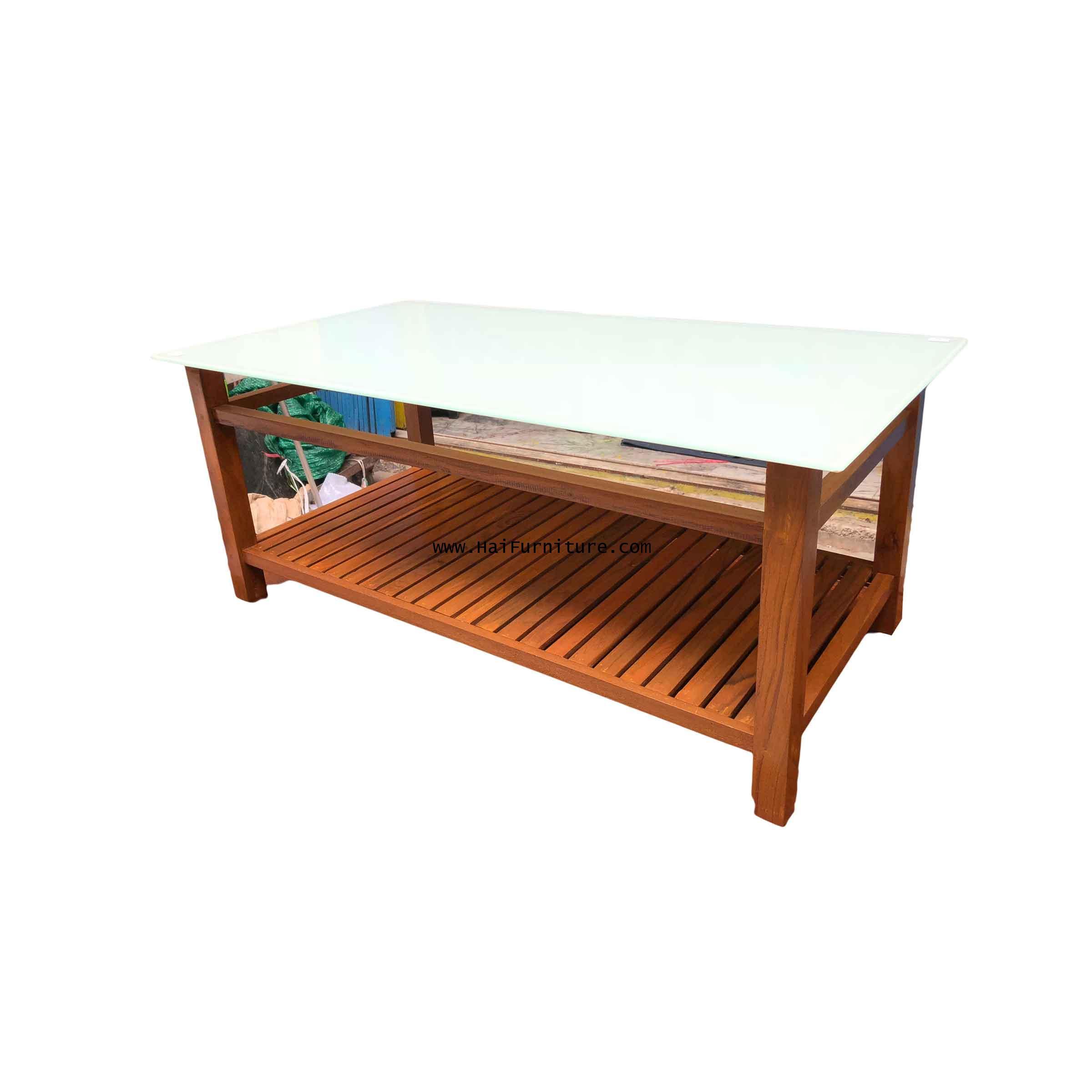 PLEEX COFFEE TABLE 99*51.5*40 CM 1